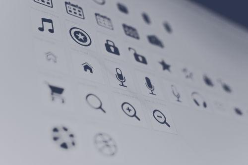 Teaser - Individuelle Icons als Schriftart